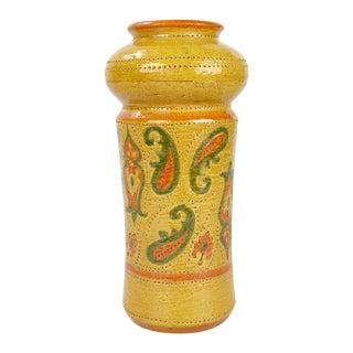 Rosenthal-Netter Glazed Ceramic Vase