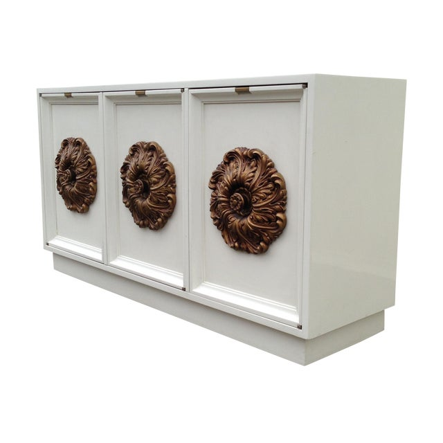 Image of James Mont Style Credenza