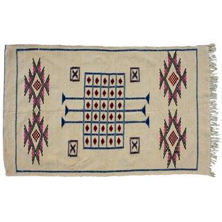 Moroccan Cactus Silk Rug - 3′1″ × 4′10″