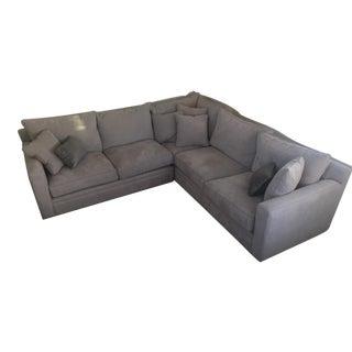 Room & Board Beige-Grey Sectional