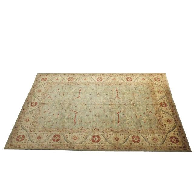"""Zeigler Carpet - 10'1"""" x 14'3"""" - Image 1 of 4"""