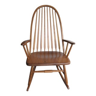 S Bent Brothers Rocking Chair