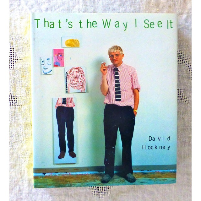 That's the Way I See It, David Hockney - Image 2 of 10