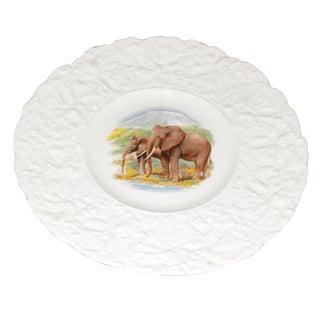 Royal Doulton Elephant Plate
