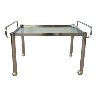 Milo Baughman Low Serving Tray Table