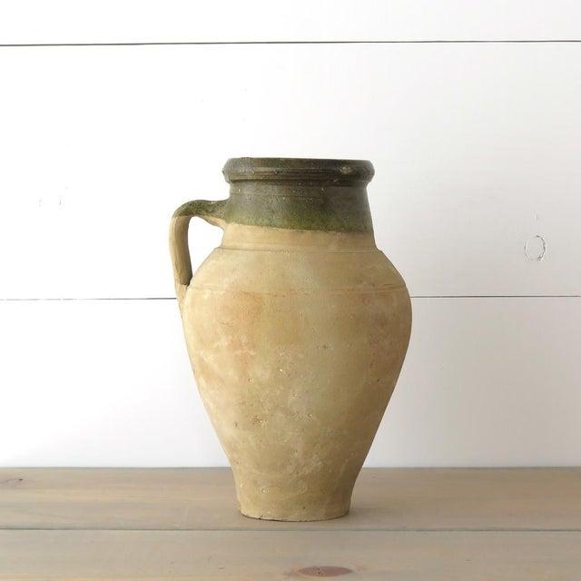 Turkish Clay Olive Jar - Image 3 of 8