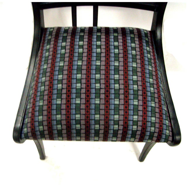 Mid-Century Harp Back Dining Chairs - Set of 3 - Image 5 of 8