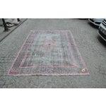 Image of Turkish Anatolian Pompom Rug - 6′3″ × 9′