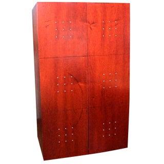 Art Deco Wardrobe Cabinet