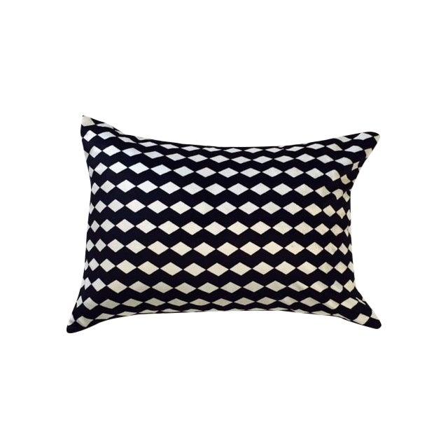 Velvet Diamond Pillow - Image 1 of 3