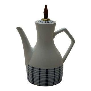Japanese Mid Century Large Tea Pot