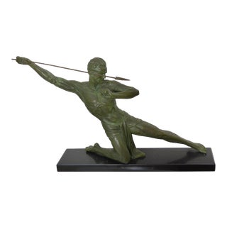 Art Deco French Bronze Sculpture