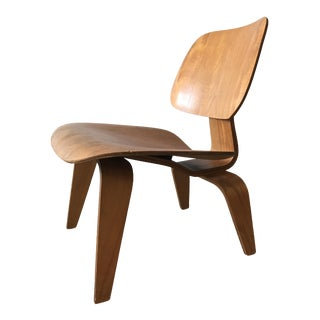 Evans Production Bent Plywood Chair
