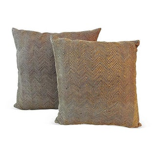 African Kuba Pillows - Pair