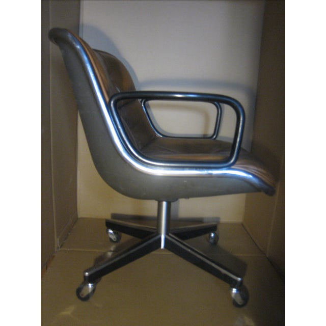 Original Knoll Executive Chair by Charles Pollock - Image 3 of 7