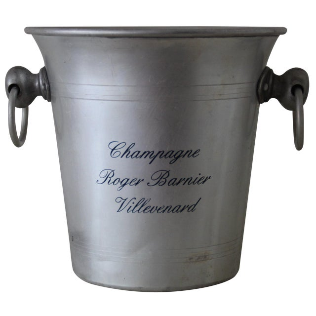 Vintage French Champagne Bucket - Image 1 of 4