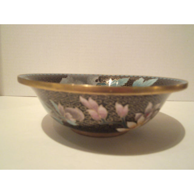 Image of Cloisonne Bowl