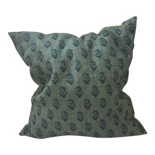 Peter Dunham Rajmata Tonal Throw Pillow Cover