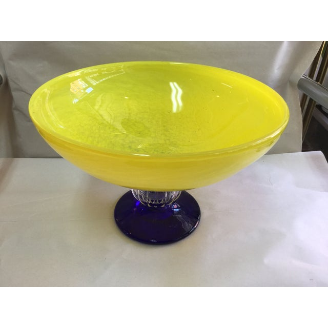 Image of Gunnel Sahlin for Kosta Boda Large Decorative Bowl