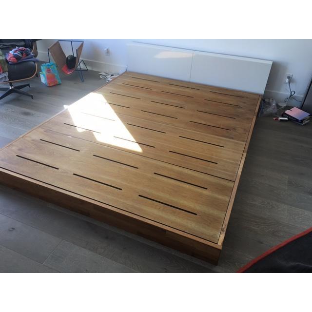 Mash Lax Platform Bed Headboard Chairish