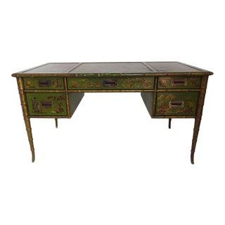 Vintage Drexel Chinoiserie Desk