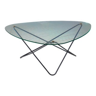 Jacques Tournus coffee table for Airborne, France, 1950s