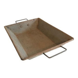 Antique Handmade Baking Tray
