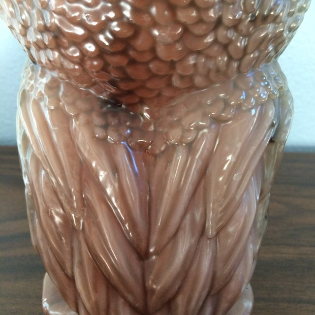 Image of Vintage Owl Candle