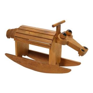 Whimsical Handmade Hobby Horse