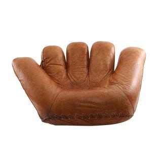 Rare 'Joe' Chair by De Pas Donato D'urbino and Lomazzi