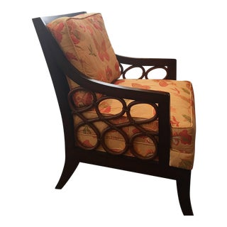 Palcek Rattan & Cane Carlos Lounge Chair