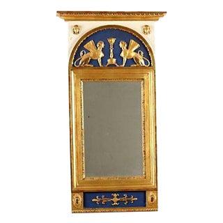 1800s Swedish Empire Mirror