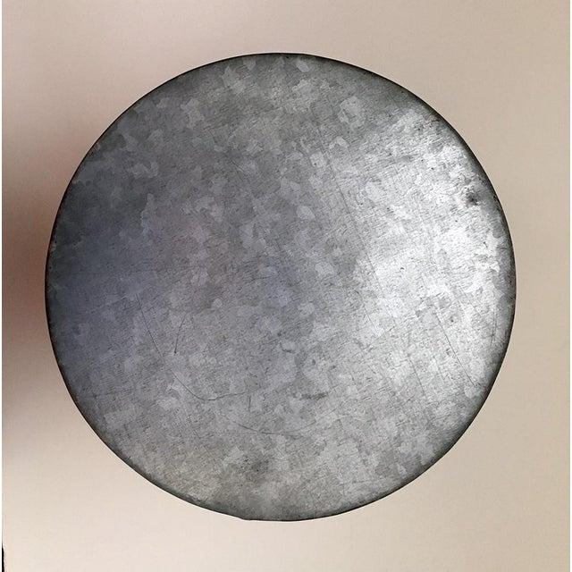 "Galvanized Metal ""Bubbly Bucket"" - Image 6 of 6"
