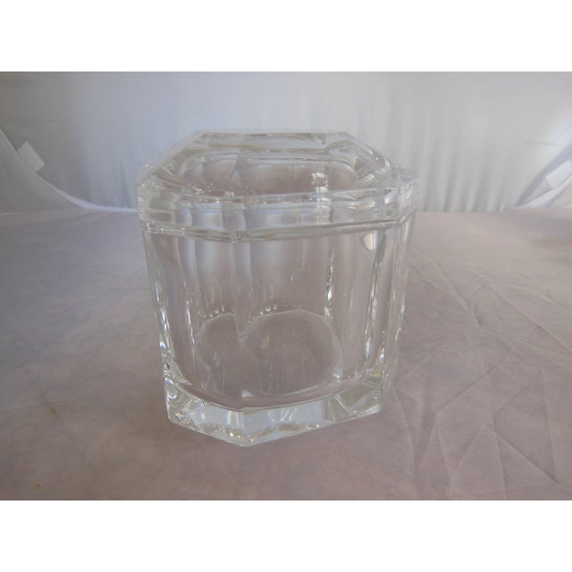 Image of Alessandro Albrizzi Vintage Crystal Glass Box