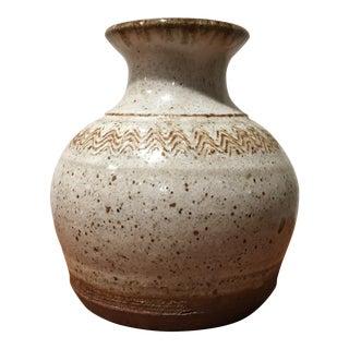 Danish Modern Pottery Vase