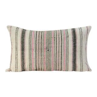 Vintage Hemp Hmong Pillow Cover