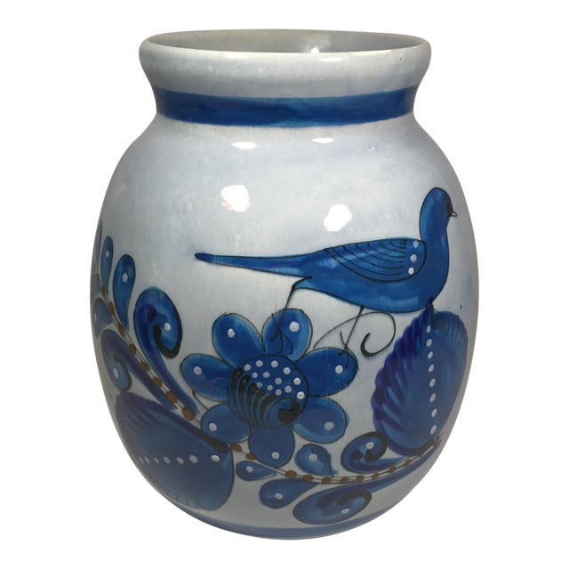 Hand Painted Mexican Pottery - Image 1 of 11