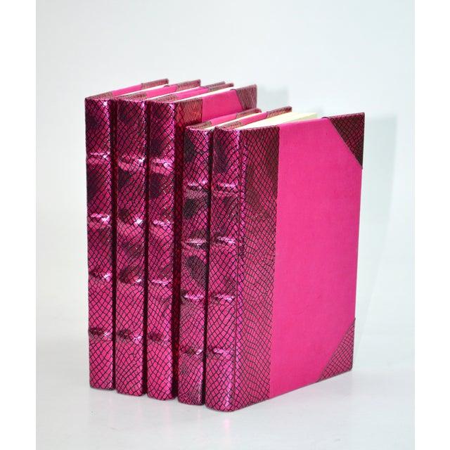 Image of Exotic Azalea Metallic Book Collection - Set of 5