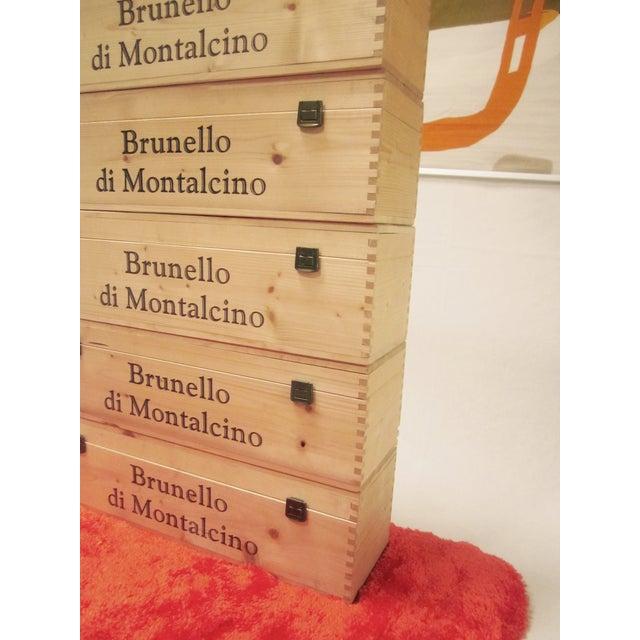 Image of Vintage Italian Storage Boxes - Set of 5