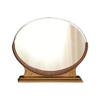 Art Deco Standing Mirror
