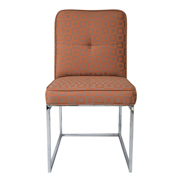 Milo Baughman for Thayer Coggin Dining Chairs Set of 4 - Image 1 of 7