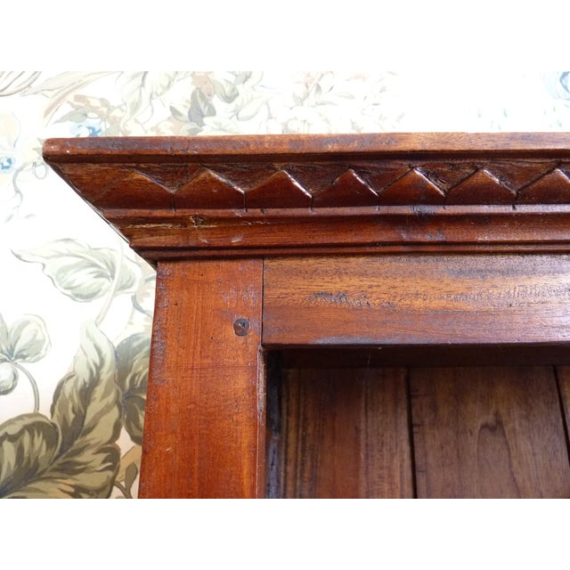 Rustic Wooden Bookcase - Image 5 of 11