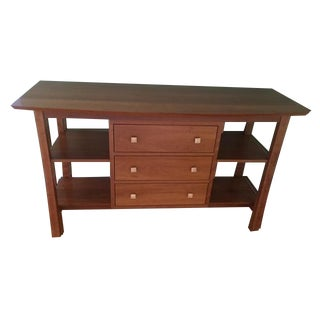 Furniture by Dovetail, Solid Cherry Sideboard