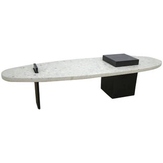 Harvey Probber Terrazzo Surfboard Coffee Table