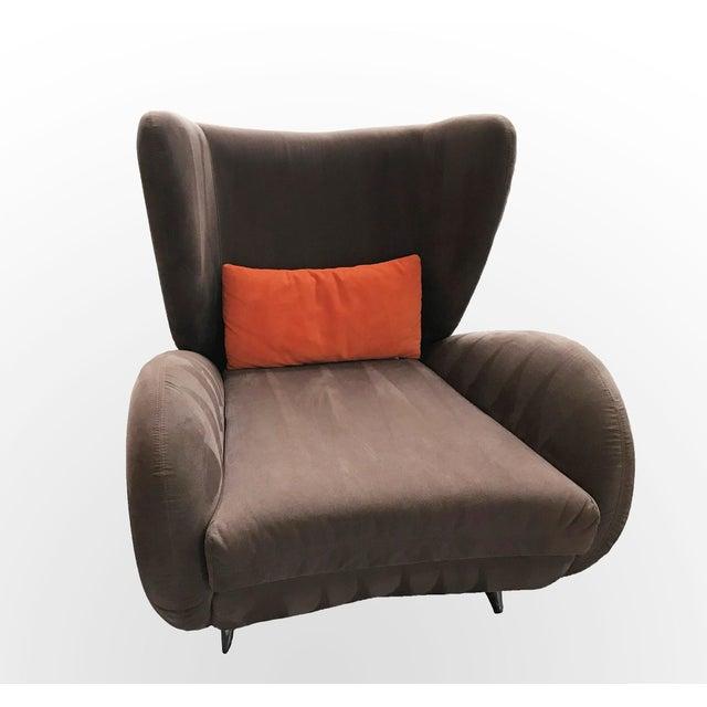 """Vladimir Kagan """"Fiftyish"""" Sofa & Chairs - Set of 3 - Image 4 of 9"""