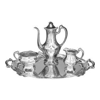 Martele Silver Tea Service