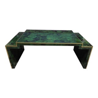 Savona Emerald Coffee Table