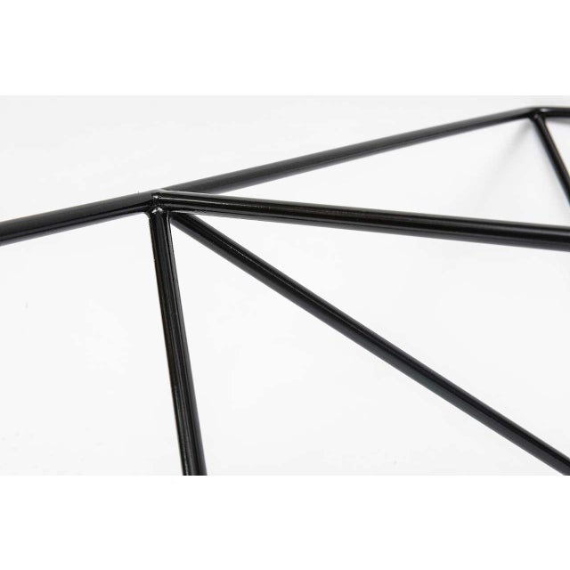 Minimalist Geometric Paolo Piva Alanda Coffee Table - Image 8 of 10