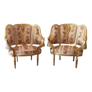 Louis XVI Style Marquises - A Pair