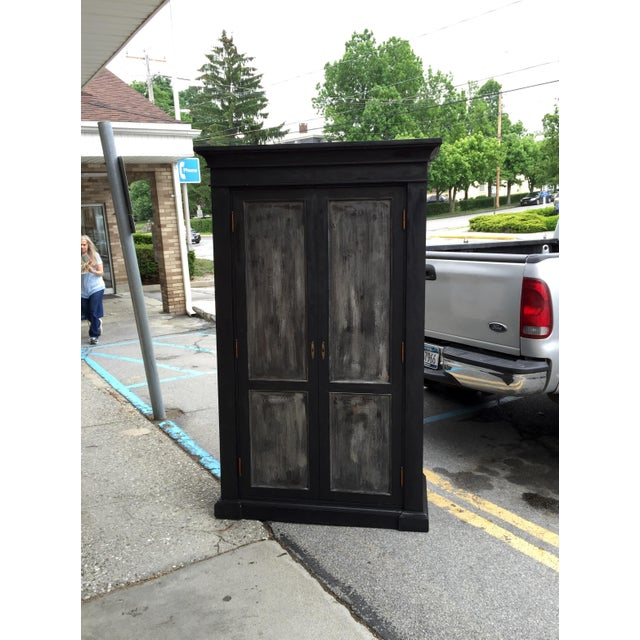 Image of European Grand Scale Armoire